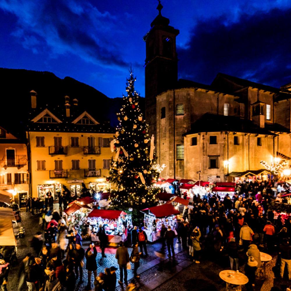 Mercatini di Natale in Val Vigezzo
