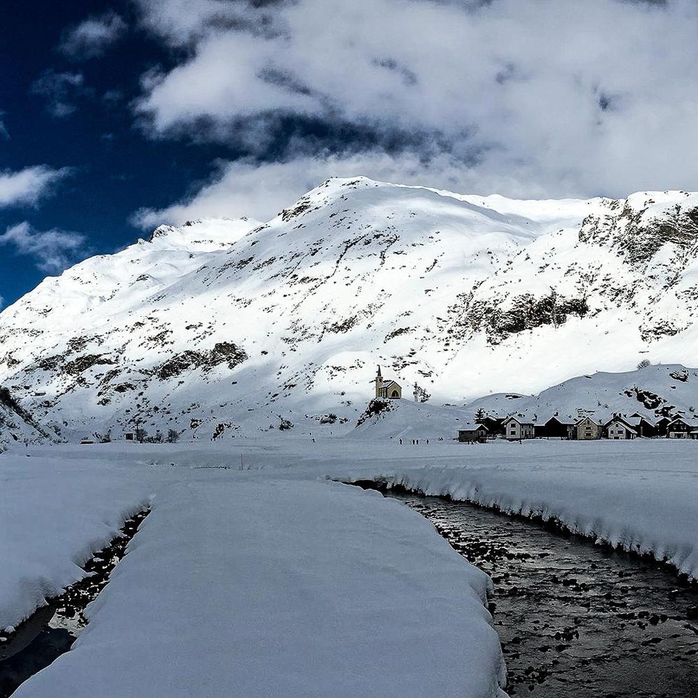 Finalmente riparte lo sci a Riale!